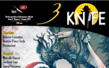 Disponibile il magazine Knife n. 3