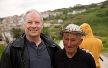 Il viaggio di Lansdale in Puglia all'Ischia Film Festival