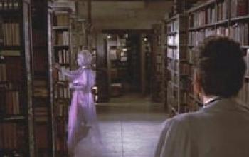 Libreria infestata… dai cacciatori di spettri