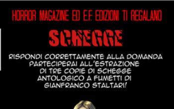 Horror Magazine ti regala Schegge!