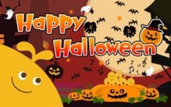 Buon Halloween da Loco Roco