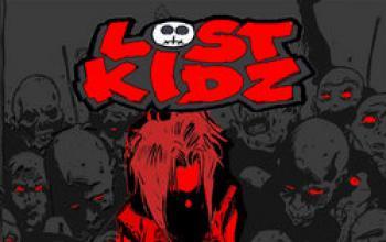 Ritornano gli zombi di Lost Kidz