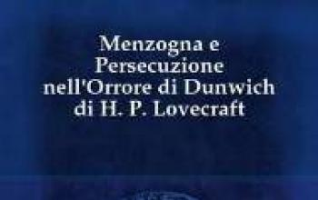 Nuovo libro su Lovecraft