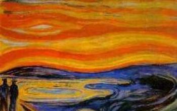Rubato L'Urlo di Edvard Munch