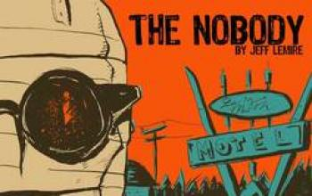 The Nobody in libreria