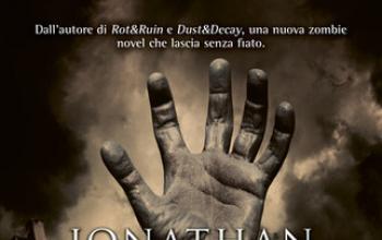 """Jonathan Maberry torna in libreria con """"La notte degli zombie""""."""