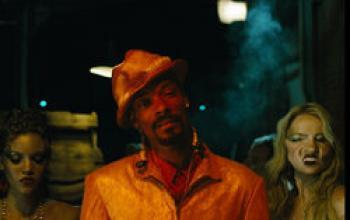 Snoop Dogg attore horror