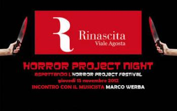 Horror Project Night
