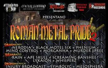 Roman Metal Pride