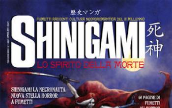 In arrivo Shinigami