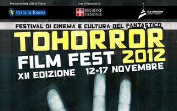 Al via la dodicesima Edizione Di Tohorror Film Fest