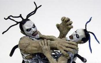 Cthulhu, Jeepers Creepers e i Twiztid per la SOTA Toys