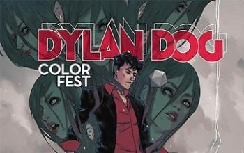 Dylan Dog Color Fest 14