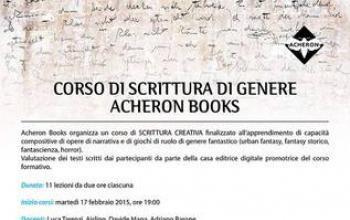 News da Acheron Books