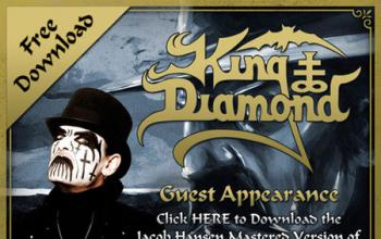 Volbeat e King Diamond: download gratuito