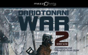 Mezzotints Ebook :WAR 2 di Dario Tonani