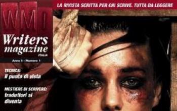 Disponibile il n. 1 della Writers Magazine Italia