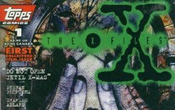 X Files anche a fumetti