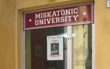 Intervista a Miskatonic University