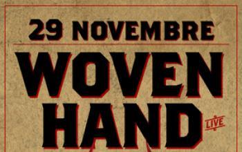The avant-ground: 02. Wovenhand (USA), tra country-rock e neofolk, live del Circolo Magnolia, Segrate (MI)