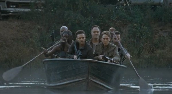 The Walking Dead: promo e sinossi del penultimo episodio