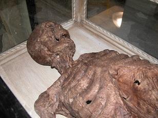 La mummia di Vincenzo Verzeni