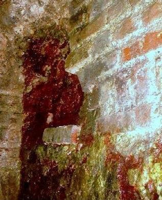 Il sangue sulle pareti delle segrete