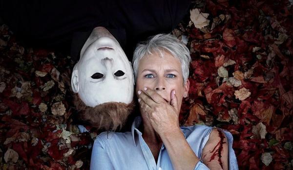 Halloween: il primo teaser poster mostra la maschera di Michael Myers