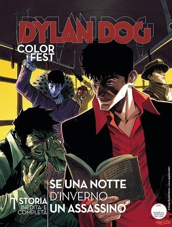 <i>Se una notte d'inverno un assassino</i>Dylan Dog Color Fest n.29