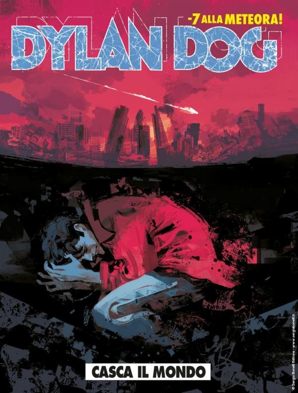 Dylan Dog: le uscite di giugno
