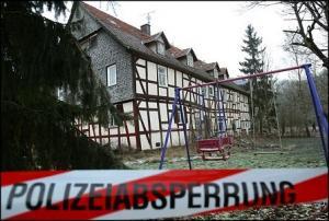 La casa del cannibale a Rotenburg