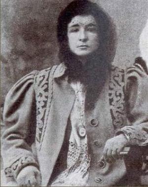 Enriqueta Martí Lastrega di Barcellona