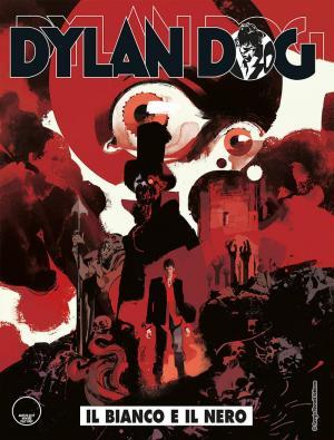 <i>dylan dog</i> 372 cover