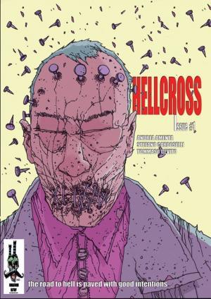 Hellcross, cover