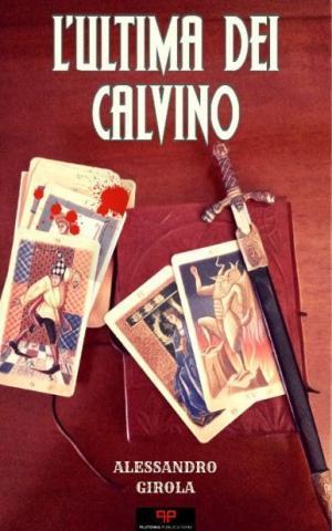 L'ultima dei Calvino, cover