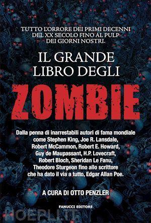 Il grande libri degli Zombie