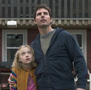 Dakota Fanning e Tom Cruise