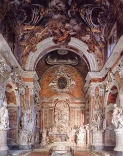 La cappella in Piazza San Domenico Maggiore