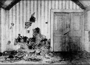 La stanza del massacro