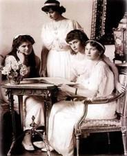 Le quattro Romanov