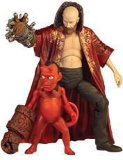 Rasputin e Hellbaby