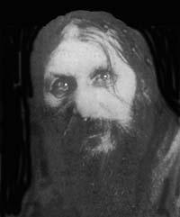 """Lo sguardo """"penetrante"""" di Rasputin"""