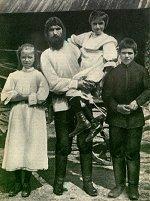 Rasputin e i figli