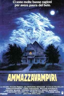 La didascalia del film Ammazzavampiri