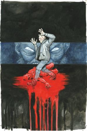 Bad Blood, la serie a fumetti in 5 volumi firmata da Maberry per Dark Horse in uscita nel 2014.