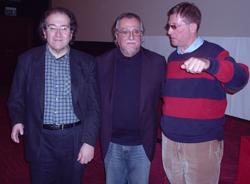 Giuseppe Lippi, Lamberto Bava e Lorenzo Codelli