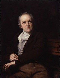 "Thomas Phillips, ""William Blake"" (1807). Olio su tela. Conservato alla National Portrait Gallery, Londra."
