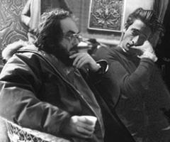 Kubrick e Adrien Brody