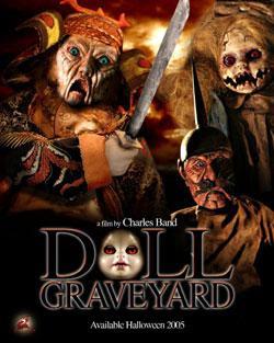 La cover di Doll Graveyard.