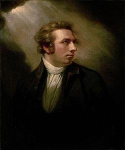 """James Northcote, """"Henry Fuseli"""" (1778). Olio su tela. Conservato alla National Portrait Gallery, Londra."""